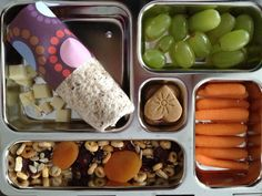Healthy planet box lunch with a wrap holder. Sew out of waterproof fabric and make re-useable.