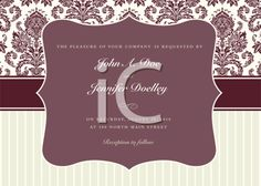 The Clip Art Guide Blog: 4 Tutorials for Creating Invitations in InDesign