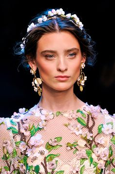 Dolce & Gabbana S/S 2014