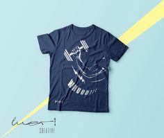 PT2K (Personal Trainer Kaan Kılıçarslan için yaptığımız T-shirt Tasarımı