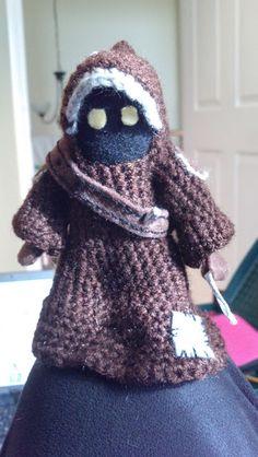 Mostly Nerdy Crochet: Jawa!. FP 3/15