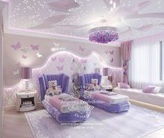Cute Bedroom Ideas, Cute Room Decor, Girl Bedroom Designs, Teen Room Decor, Bedroom Decor, Princess Bedrooms, House Ceiling Design, Toddler Room Decor, Kids Room Design