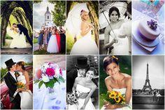 svatební foto mix 2014