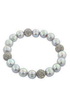 Shop Honora LB5672GR Bracelets | Bailey Banks & Biddle
