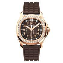 Patek Philippe Aquanaut 5068 Marron Reloj 5068R-001