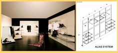 wall displays for retail | 400mm Hook-On Wall Fixing