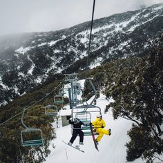Bring on 2016 snow season! Photo: @andrewhardy | #adventurousliving #mtbuller #highcountry #snow #snowboarding #snowboard #ski by riparide