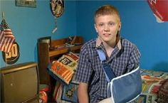 Livonia Boy Fights Rare Auto-Immune Condition - YNN, Your News Now