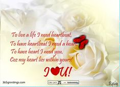 I Love You Messages - Messages, Wordings and Gift Ideas