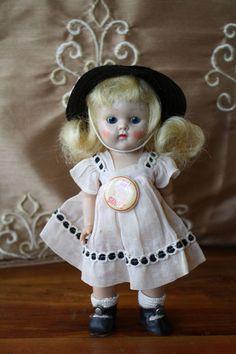 Ginny 1950's doll