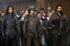 The Musketeers' final ever episode: Here's why the show's writers decided not to kill off the foursome  - DigitalSpy.com