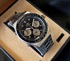 1983 Seiko 7A28-703B - $350