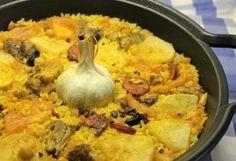 arroz al horno ***** Estupendo!