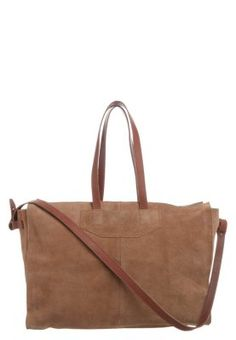 Maxi Shopping Bag - Shopping Bag - cognac