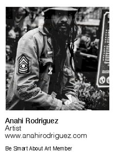 Anahi Rodriguez, Artist.              www.anahirodriguez.com
