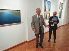 Ryszard Lech - wystawa w Muzeum Narodowym w Gdansku. http://artimperium.pl/wiadomosci/pokaz/77,ryszard-lech-malarstwo-pikselowe-w-qadrat-art-gallery#.UnWwbflWySo