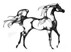 Arabian Horse Overlook