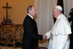 Russia's Vladimir Putin Vows To Defend Christianity From NWO Genocide: World Leaders Should Unite To End Anti-Christian Persecution! ~ Once the enemy of Christianity when Russia was Rothschild's USSR, Russia has now removed Rothschild in 2006 and has now positioned itself as the hope of persecuted Christians. The representative of the Russian Orthodox Church has told Russian Prime Minister Vladimir Putin this week of the urgent situation Christians are facing around the world  [...] 03/26