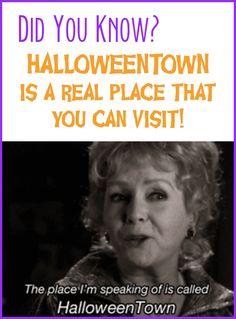 halloween town oregon