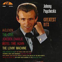 Johnny Paycheck's Greatest Hits - 1968