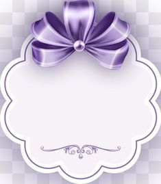 Purple ribbon border, Purple Ribbon, Purple Border, Wen Half Frame PNG and PSD Happy Birthday Banner Printable, Printable Banner, Free Printable Monogram, Flower Backgrounds, Wallpaper Backgrounds, Ribbon Png, Frame Border Design, Invitation Background, Baby Clip Art