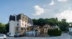 Hotel West Bratislava Situated in Bratislava's forest park Koliba Kamzik, Hotel West is a 10-minute drive from the centre. It offers accommodation with free internet access, minibars and satellite TV.  All of the rooms provide views over the forest.