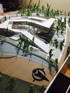 Interesting Find A Career In Architecture Ideas. Admirable Find A Career In Architecture Ideas. Maquette Architecture, Architecture Concept Diagram, Museum Architecture, Cultural Architecture, Architecture Plan, Amazing Architecture, Landscape Architecture Model, Building Design, Landscape Design