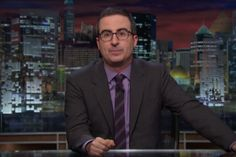 """Watch John Oliver's sobering Orlando shooting address: """"This pain is so familiar"""""""