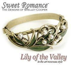 Every Job's Daughter needs one of these at majority.  Lily of the valley
