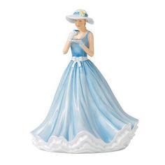Royal Doulton Pretty Ladies Tallulah MD Event Figurine of the Year 2014 NIB