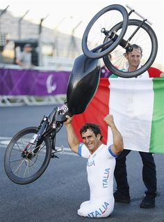 Race car driver who cheated death wins 3 medals at Paralympics