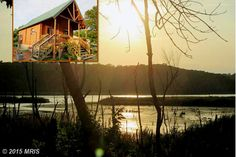 Escape the madness !Nature ... lover's paradise! Watch eagles, ospreys and other waterfowl from this log cabin cottage and walk to nearby Cove Point Beach to enjoy the rest of your day! Best of both worlds in one location. Rare find for home built in 2006. Open floor plan w/ 1 bedroom on the main level and a 2nd bedroom loft area! Relax on the porch, patio area or back deck. Capture it all right here!