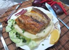 Ryba marynowana w sosie teryaki Chili, Pork, Turkey, Meat, Pork Roulade, Chile, Chilis, Pigs, Pork Chops