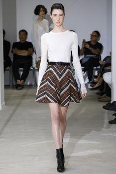 Olivier Theyskens, Look #12 RTW SS17 Paris Fashion Week