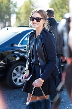 Olivia Palermo style and fashion