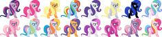 Recolored Discorded Fluttershy trace by Nutty-Nutzis.deviantart.com on…