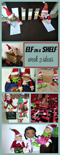 #Elfontheshelf Week 3 Ideas |We Got the FUNK