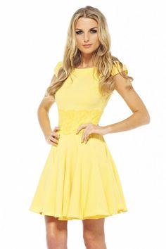 Walking on Sunshine: 10 Yellow Bridesmaid Dresses