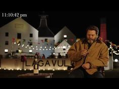 It's the mother, er, Nick, of all countdowns. Hang with Nick Offerman for an hour and say goodbye to 2016 and hello to 2017 with Lagavulin Single Malt Scotch...
