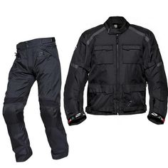 Black Argon Evo Jacket & Atom Trousers Black  Description: The Black Argon Evo Motorcycle Jackets and Trousers are       packed with features…              Specifications include               ARGON EVO JACKET              CONSTRUCTION                      Stylish short jacket                     Removable thermal lining –...  http://bikesdirect.org.uk/black-argon-evo-jacket-atom-trousers-black-6/