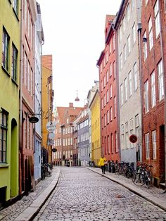 Your Copenhagen Bucket List: 26 Things You Need To See And Do Denmark Travel Destinations Copenhagen Travel, Copenhagen Denmark, Stockholm Sweden, Copenhagen Design, Cool Places To Visit, Places To Travel, Travel Destinations, Holiday Destinations, Denmark Travel