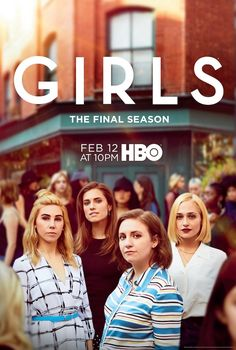 Girls HBO: Love this series.