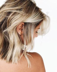this hair though Ombre Blond, Hair Up Styles, Cool Blonde Hair, Messy Hairstyles, Blonde Hairstyles, Good Hair Day, Hair Inspiration, Hair Inspo, Hair Dos