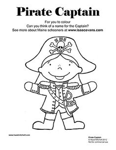 pirate coloring pages for kids - 1000 images about pirates on pinterest pirate theme
