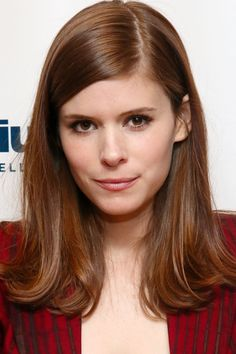 thinking of colouring my hair this colour (Kate Mara)