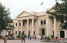 Provincial government building, Cuba Photos - Flags, Maps, Economy ...