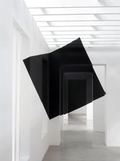 Felice Varini | black | square