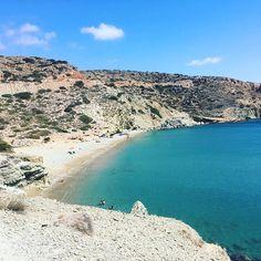 #ermoupoli or #erimoupoli #beach #sitia #crete Crete Beaches, Greek, Water, Outdoor, Instagram, Gripe Water, Outdoors, Outdoor Games, The Great Outdoors