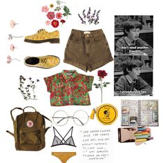 GOD! She's such an Art Hoe by alien-fromearth on Polyvore featuring moda, American Apparel, Topshop, Fleur du Mal, Dr. Martens and Anya Hindmarch
