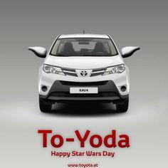 ToYoda Funny Car Quotes, Funny Memes, Funny Cars, Car Jokes, Car Humor, Toyota Emblem, Driving Humor, Car Pictures, Car Pics